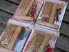 Desvendando surpresas... (Agulha Não Pica) Tags: wool ribbons cork lãs cortiça madeinportugal galões portuguesefabrics tecidosportugueses