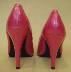 pink builtup (abi111) Tags: shortleg builtuphighheel