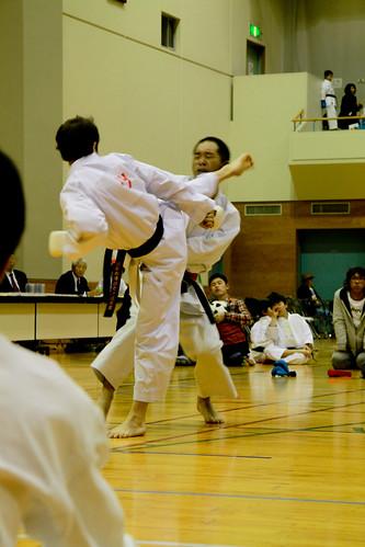 Oskar Karate -  (quitando el flequillo)