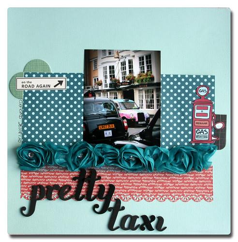 pretty taxi