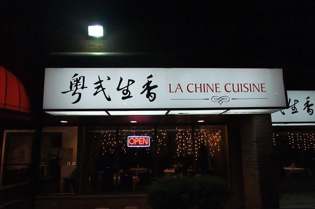 La Chine Cuisine