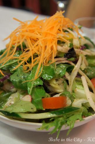 House Salad (RM15)