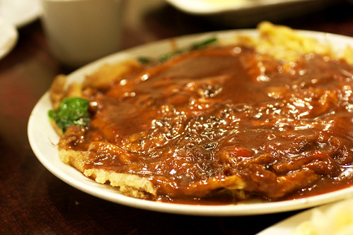 oyster pancake @ petite soo chow