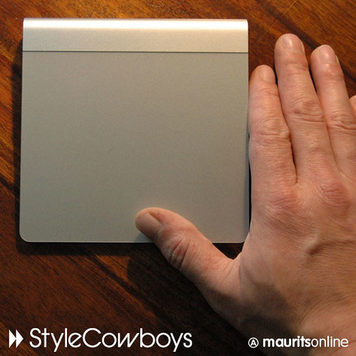Review Apple Magic Trackpad - StyleCowboys