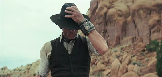 Cowboys and Aliens 2011 summer movie