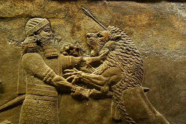 assyrian lions 8.JPG