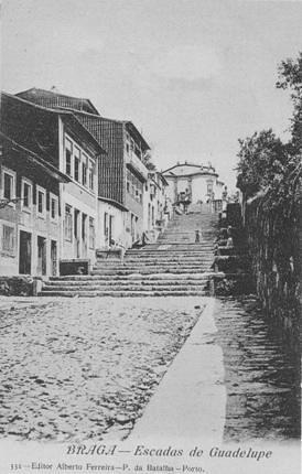 Braga - Escadas de Guadalupe