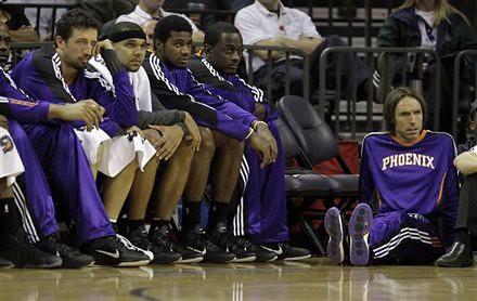 Suns Bobcats Basketball