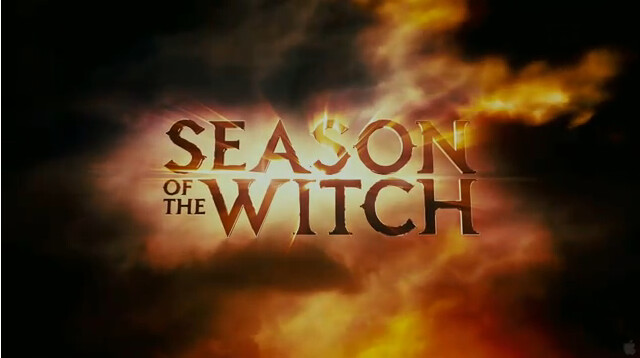 Season of the Witch 2011 Film