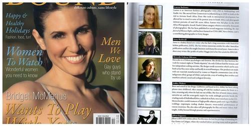 Featured in Boun Magazine