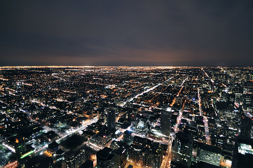 Toronto (facing north)