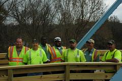 Hermi's Bridge Reopening