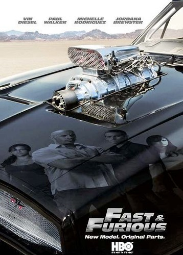 Fast and Furious only on HBO India