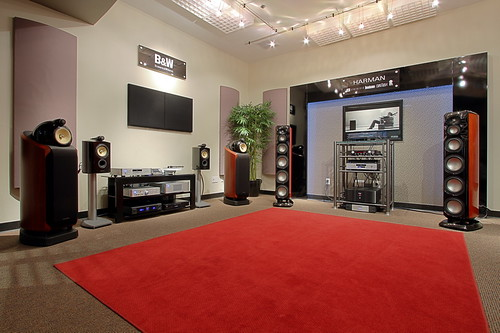 New Performance Audio Listening Room Blog Home