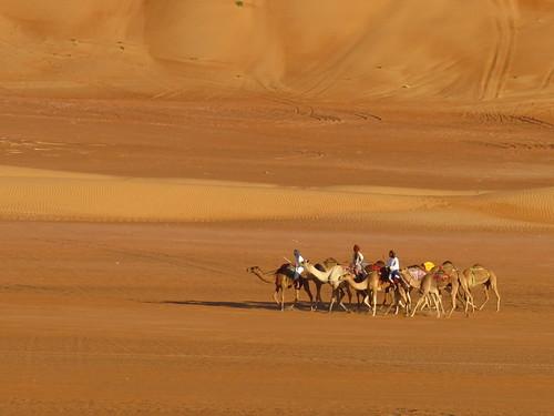 Sharqiya Dunes Oman