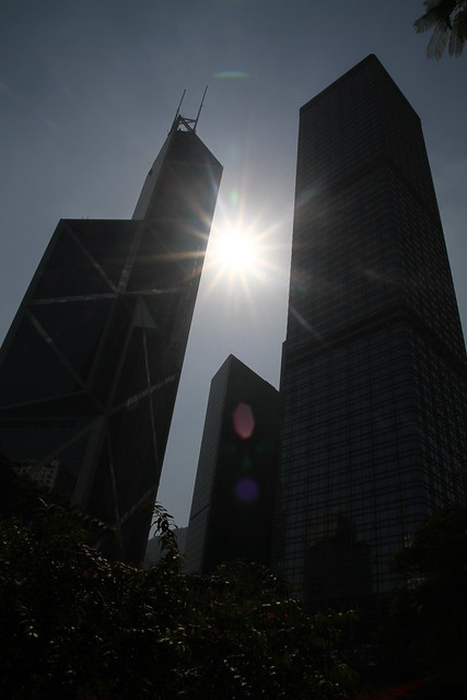 The Glare of Hong Kong