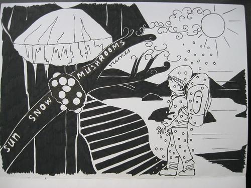 Sketch Diary 001