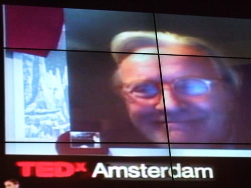 Rutger Hauer, #TEDxAms