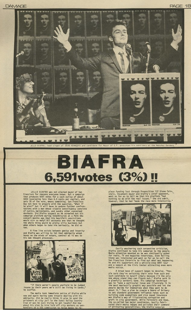 Biafra 6591 Votes (3%) !!