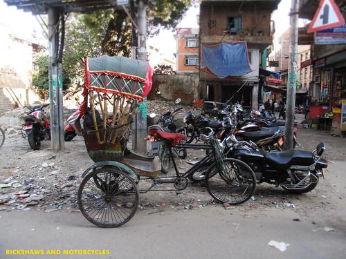 RickshawMotorbike