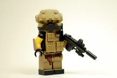 Private Military Contractor MK2 (Saint_Zvlkx) Tags: lego hazel custom brickarms brickforge amazingarmory tinytactical