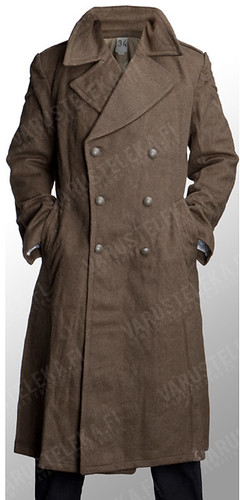 Varusteleka French Greatcoat M47 used
