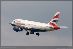 British Airways - G-EUPY - A319-100 (Tom McNikon) Tags: airbus british ba airways britishairways osl gardermoen a319 engm airbus319 a319100 airbus319100 geupy osloairportgardermoen