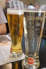 ビールとVinho Verde (lulun & kame) Tags: europe ヨーロッパ portugal ビール wine ワイン ポルト ポルトガル porto beer lumixg20f17