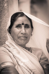 Portrait Rajasthani (marvincasiple photography) Tags: indian rajasthani people blackandwhite portrait jaipur india