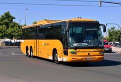 AVSA Touring 176 en Universidad Politécnica (Pantoteatre) Tags: avsa metrobus valencia universidadpolitécnicadevalencia iveco noge touring