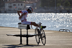 Pit stop (Massimo Cerrato) Tags: sports bikes people backlight bokeh tele