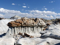 Fred Flintstone's Racecar (DanLynnG) Tags: flintstone racecar fred bisti rock formation located finally car wilderness landscape primitive unusual