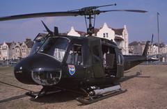 Bell UH-1 (Pentakrom) Tags: weston super mare helidays 1999 bell uh1 7118 german army deutsche heer huey
