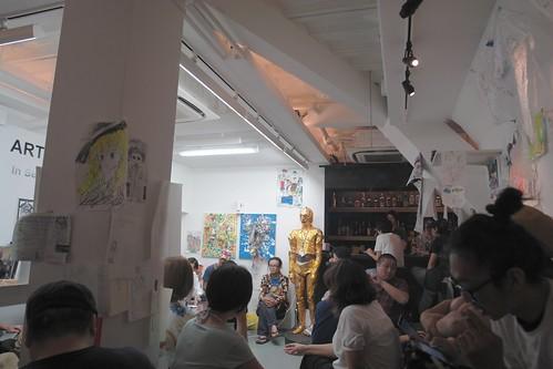 ART BATTLE ROYALE ustream 25 JUNE 2010
