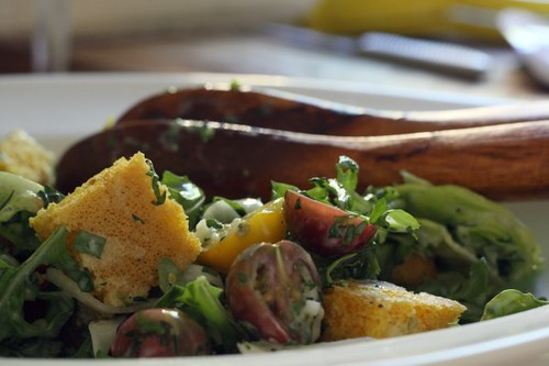 best family corn bread salad
