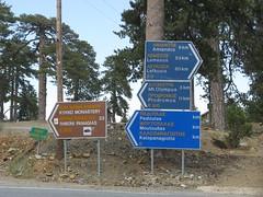 Troodos, Chipre