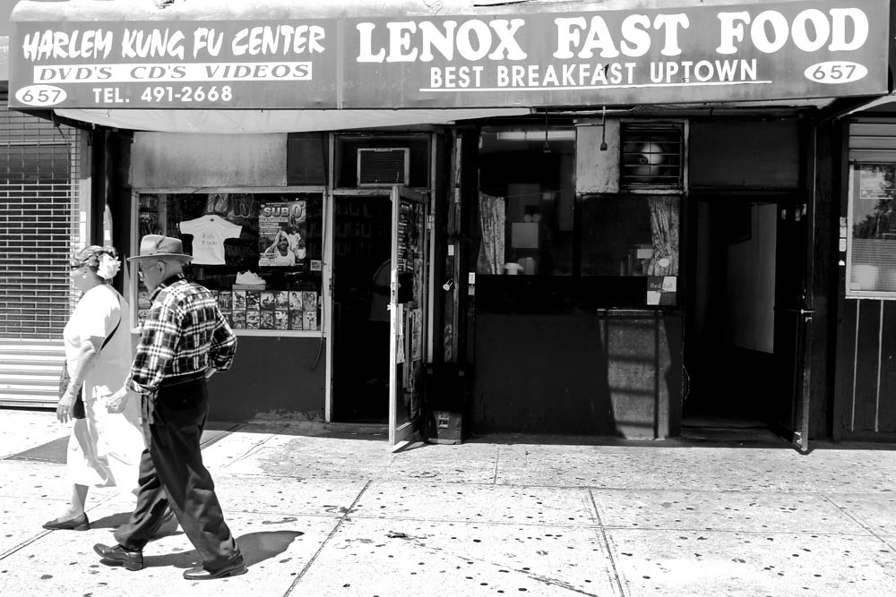 LENOX FAST FOOD BEST BREAKFAST UPTOWN