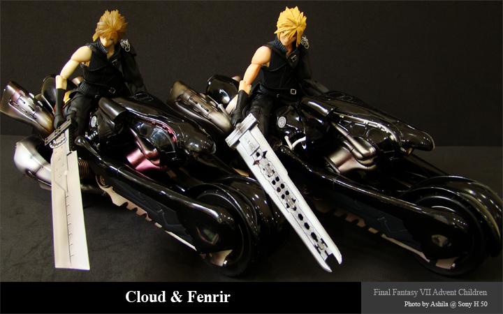 Cloud&Fenrir