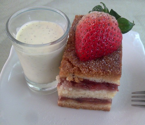 Barracks dessert