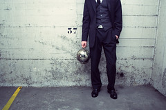 37 (Dwam) Tags: ginger handsome redhead suit discoball collaboration censier mrpan dwam