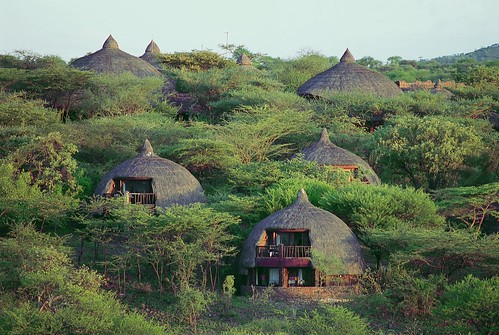 Serengeti Serena Safari Lodge, Serengeti, Tanzania
