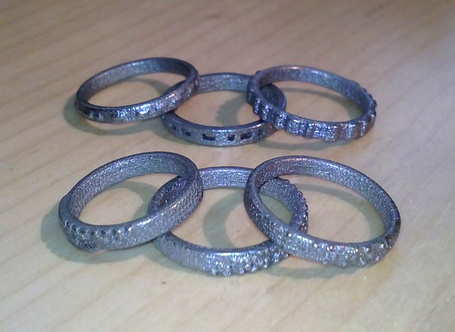 Code ring Batch #1
