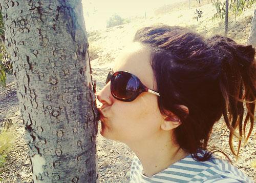 tree lovin' nerd.