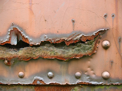 rust eats away
