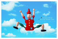 "Pinocchio (Dream time ""soon "" ( Nasser Al-jowair )) Tags: time dream 500 pinocchio"