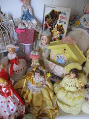 The Dolls in the Curiosity Cabinet! 21