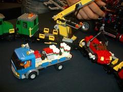 Exposio no CoimbraShopping (Comunidade 0937) Tags: cidade portugal shopping lego technic evento coimbra piratas 2007 exposio steampunk comunidade 0937 comunidade0937