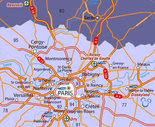 Aeroportos de Paris - Reprodução
