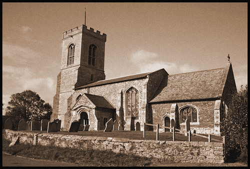 Kings Ripton Church