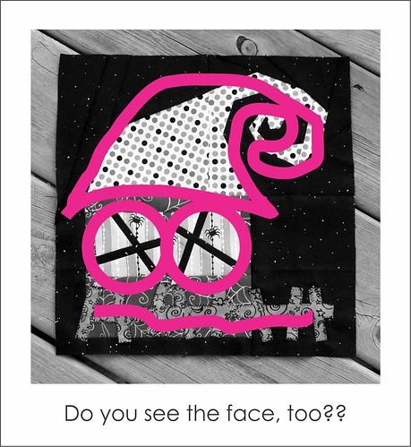 NewBee Block - Process: The Face